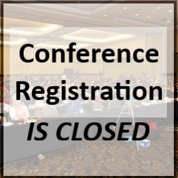 Conference Registration - Closed at this time