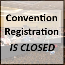 Convention Registration - Closed at this time